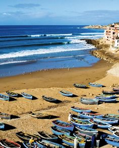 Surf Camp - Taghazout, Morocco (via MarthaStewartWeddings.com)
