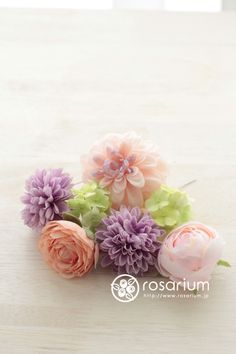 フラワーアクセサリー(アーティフィシャルフラワー) | rosarium
