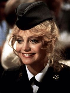 Goldie Hawn- Pvt Benjamin..the movie that made Goldie Hawn a superstar..she basically made this movie, groundbreaking in for concept and for her production of it.
