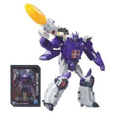 Boneco Transformers Voyager Class - Galvatron - Hasbro