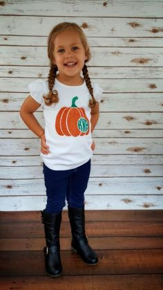 Baby Pumpkin Shirt, Pumpkin Patch Outfit, Monogram Pumpkin Shirt, Monogrammed Pumpkin Shirt, Thanksgiving Outfit, Pumpkin Monogram by KeiraKloset on Etsy https://www.etsy.com/listing/475036155/baby-pumpkin-shirt-pumpkin-patch-outfit