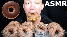 Autonomous Sensory Meridian Response, Asmr Video, Chocolate Covered, Nutella, Donuts, Deserts, Watch, Youtube, Food