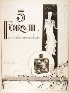 Vintage perfume ads are just so glamorous. I don't wear perfume these . Vintage Wall Art, Vintage Walls, Vintage Prints, Vintage Posters, Perfume Ad, Vintage Perfume, Perfume Bottles, Old Advertisements, Advertising