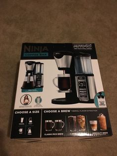 Ninja Coffee Bar | eBay