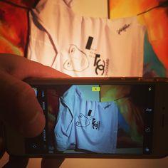 Hand drafted tshirt  #fashion #style #art #handmade #handcrafted #love #desing #painted #paintedclothing #reczniemalowane #moda @pinogga