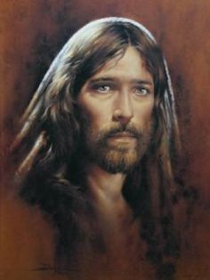 He Has Risen by Russ Docken ~ Jesus He Has Risen, Rise Art, Jesus Face, God Jesus, Creation Photo, Christ The King, Jesus Pictures, Lds Pictures, King Of Kings