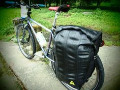 High Roller 36L Pannier - Ready for Adventure!