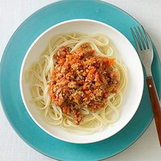 Sausage Bolognese with LinguineSausage Bolognese with Linguine
