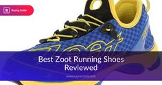 The best running shoes models from Zoot.