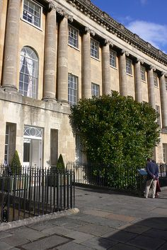 Royal Crescent Hotel, via Flickr.