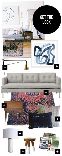 // Get the Look // Amber Interiors