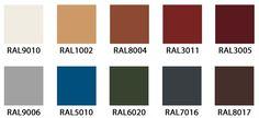 GARAŻ BLASZANY Garaże blaszane 3x5 Grafit Black 7688312504 - Allegro.pl Bar Chart, Color Schemes, Black, R Color Palette, Black People, Colour Schemes, Bar Graphs