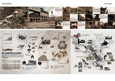 IATA 2013 RESULTS International Architectural Thesis Award First Award Urban paradox | Chun Shing Tsui