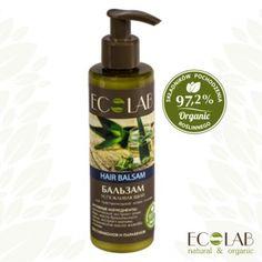 Ecolab Balsam Nawilżający z aloesem Soap, Perfume, Bar Soap, Fragrance, Soaps