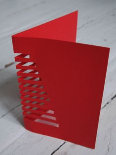 D.I.Y. Cut out Cristmas card | Design and Paper