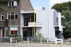 The Rietveld Schroder House