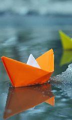 Sailing Origami