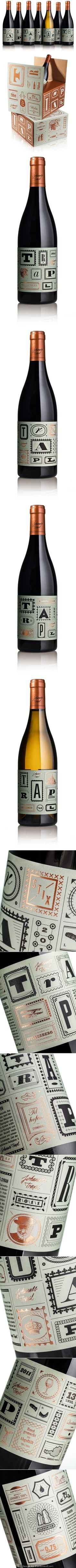 Trapl Wine by Typejockeys