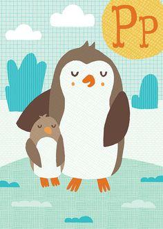 Penguin by Allison Cole