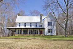 Windram House - Fine Homebuilding. #farmhousemodern