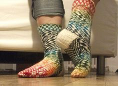 Ravelry: Project Gallery for Anamorphosic Fibs pattern by imawale imawale