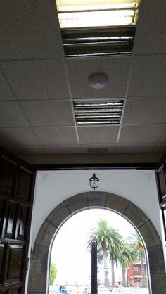 Hoy trabajamos desplegando cobertura #WiFi #ubiquiti #UniFi @ubnt en Biblioteca Municipal Los Realejos