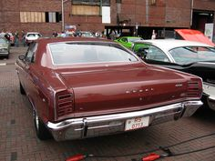 AMC Rebel SST 1968 by jenskramer, via Flickr