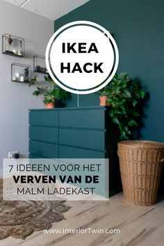 IKEA hack: painting the malm chest of drawers - painting IKEA furniture - # . Painting Ikea Furniture, Home Furniture, Painted Furniture, Furniture Stores, Ikea Hacks, Ikea Pax Hack, Ikea Hack Bedroom, Malm Bed, Best Ikea