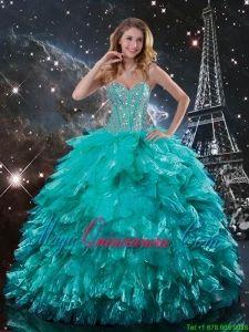 Turquoise Quinceanera Dresses | Turquoise 15 Dresses - Magic ...
