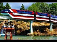 Hop aboard the Disneyland Monorail for a ride from Tomorrowland to Downtown Disney.  Globe Travel in Bristol, CT is the authorized Disney vacation planner you've been searching for!  Call us today at 860-584-0517 or email us at info@globetvl.com for more information on how to make your Disney dreams come true!