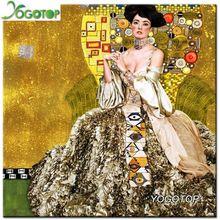 YOGOTOP Diy Diamond Sets Embroidery Cross Pattern Full Diamonds Embroidery 5D Diamond Square Mosaic Beauty Decor VS438 (China)