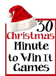 christmas games Christmas theme Minute to Win It Games Minute To Win It Games Christmas, Xmas Party Games, Fun Christmas Party Games, Christmas Games For Family, Holiday Games, Christmas Themes, Christmas Fun, Christmas Office Games, Minute To Win It Games For Adults