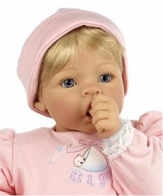 Image detail for -Middleton Dolls - Cuddle Babies, Mommy's Delight Girl