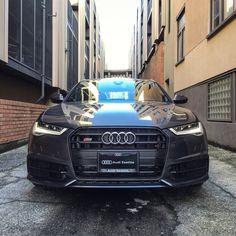 Daytona Gray S6 | Audi Seattle | AudiSeattle.com
