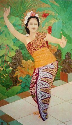 Bali dancer   #Art #Indonesian http://livestream.com/livestreamasia