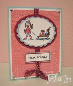 Elzybells! by trishalim1 - Cards and Paper Crafts at Splitcoaststampers