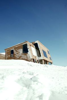 Kebony at Finse, Norway Ecology, Cabins, Norway, Sustainability, Scrap, Environment, House Ideas, Punk, Concept