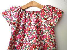 Betsy Smock style dress