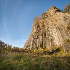Zlatý vrch  CHKO Lužické hory