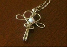 wire wrap crosses - Google Search