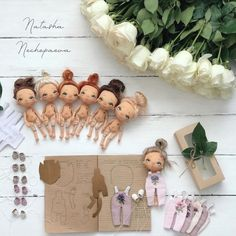 Simple Fabric Crafts You Can Make From Scraps - Diy Crafts Tiny Dolls, Soft Dolls, Cute Dolls, Rag Doll Tutorial, Doll Making Tutorials, Little Doll, Sewing Toys, Doll Crafts, Fabric Dolls