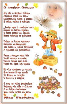 OsenhorOutono.gif O senhor outono Diy And Crafts, Crafts For Kids, Homeschool, Clip Art, Teaching, Kids Education, Child Labour, Kids Activity Ideas, Autumn Activities