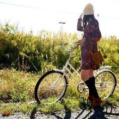 Efforescence Swing Dress #Anthropologie #MyAnthroPhoto