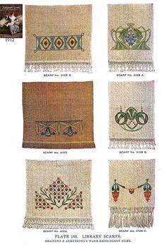 Brainerd & Armstrong 163 - 1912 | Embroiderist | Flickr