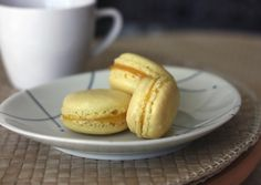 Macarons are a French delicacy I am completely crazy about. Since I can't always be in Paris close to my favorite pastry-chef, Pierre Hermé, I have decided to make my own. It's not an easy task, an...