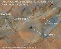 New partnership on Mars drone applications research
