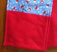 Another fun scarf I found while searching for ideas for my Operation Christmas Child shoeboxes was a Fleece Scarf with Pockets. As alway. Fleece Scarf, Diy Scarf, Fleece Patterns, Scarf Patterns, Quilt Patterns, Stitch Lab, Operation Christmas Child Boxes, Cooling Scarf, Sewing Lessons