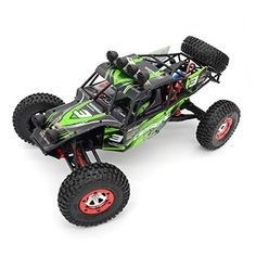 Hobby RC Trucks - Zerospace Keliwow EAGLE3 Off Road Car 112 Full Scale 4WD 24G Desert Buggy RTR with 5 More Free R Pins Green -- Read more reviews of the product by visiting the link on the image.