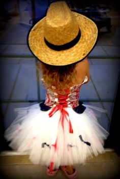Classic Cowgirl Costume Perfect for by WaterBabyBoutique on Etsy, $75.00