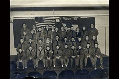 Graves County, Kentucky Books & Photos: Troop 36, Boy Scouts, Mayfield, Kentucky (names on the back)